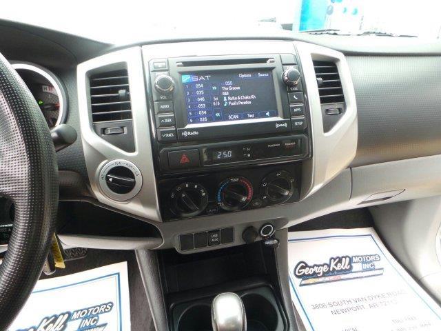 2013 Toyota Tacoma 4x4 V6 4dr Double Cab 6.1 ft LB 5A - Searcy AR