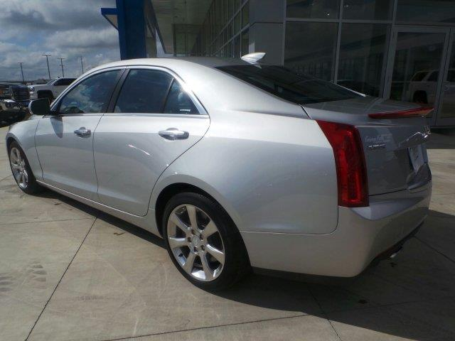 2016 Cadillac ATS 2.0T Luxury Collection 4dr Sedan - Searcy AR