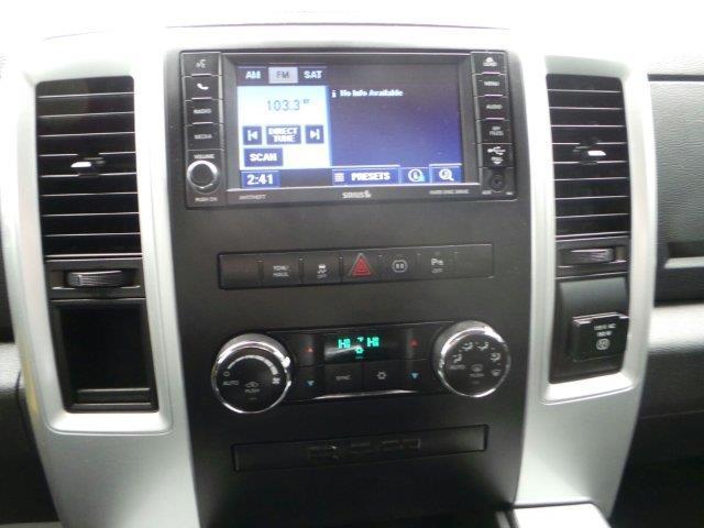 2012 RAM Ram Pickup 1500 4x2 Sport 4dr Crew Cab 5.5 ft. SB Pickup - Searcy AR