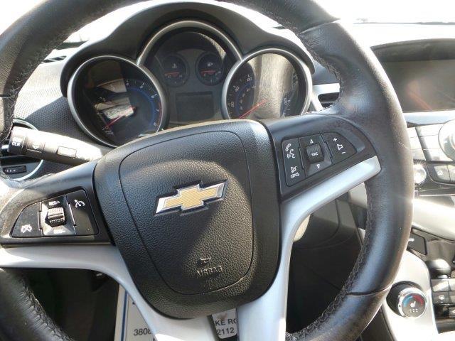2016 Chevrolet Cruze Limited 2LT Auto 4dr Sedan w/1SH - Searcy AR