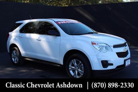 2014 Chevrolet Equinox for sale in Ashdown, AR
