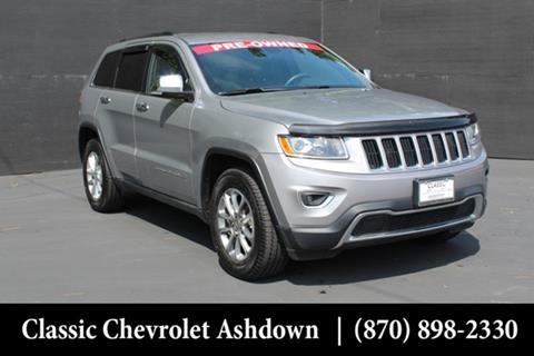 2014 Jeep Grand Cherokee for sale in Ashdown, AR