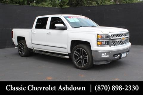 2014 Chevrolet Silverado 1500 for sale in Ashdown, AR