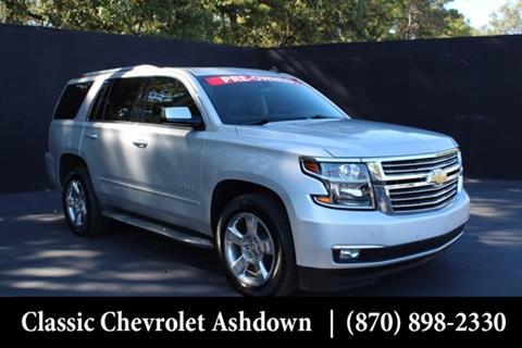 2015 Chevrolet Tahoe for sale in Ashdown, AR