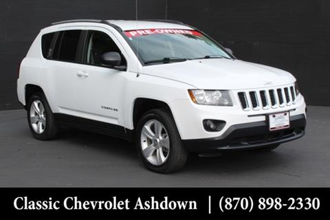 2016 Jeep Compass for sale in Ashdown, AR