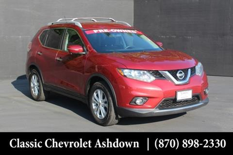 2014 Nissan Rogue for sale in Ashdown, AR