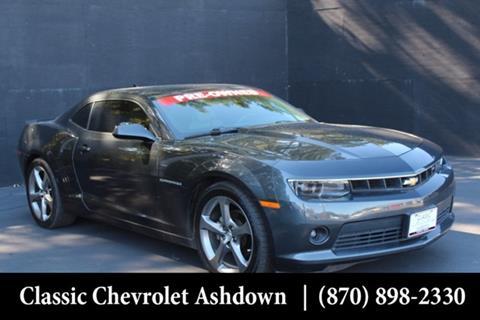 2014 Chevrolet Camaro for sale in Ashdown, AR
