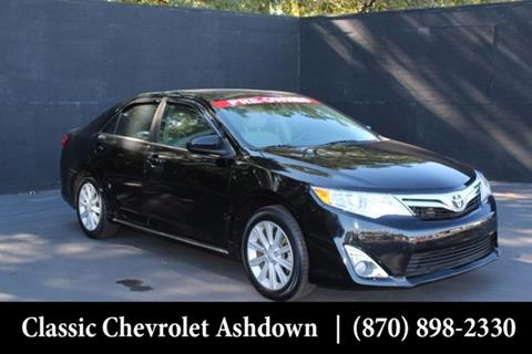 2014 Toyota Camry for sale in Ashdown, AR