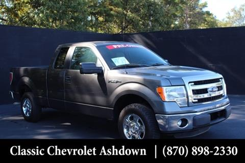 2014 Ford F-150 for sale in Ashdown, AR