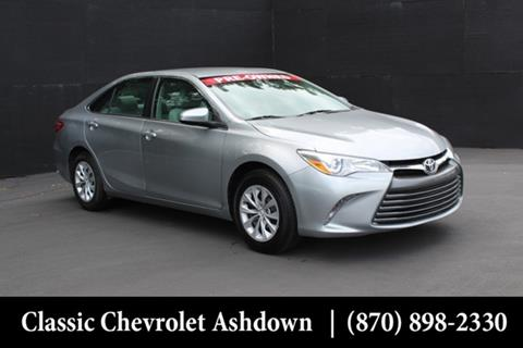 2016 Toyota Camry for sale in Ashdown, AR