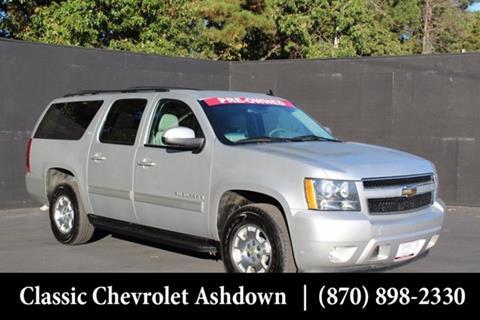 2011 Chevrolet Suburban for sale in Ashdown, AR