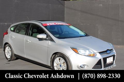 2012 Ford Focus for sale in Ashdown, AR