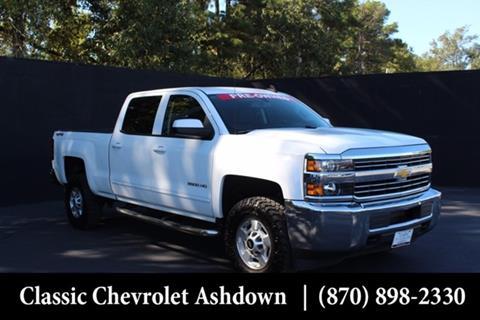 2015 Chevrolet Silverado 2500HD for sale in Ashdown, AR