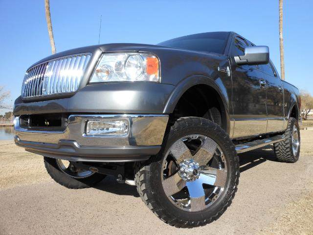 2006 lincoln mark lt. Cars Review. Best American Auto & Cars Review