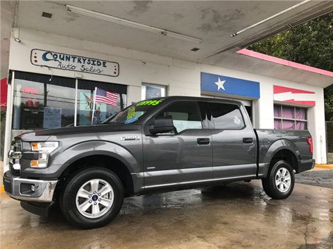 2017 Ford F-150 for sale in Hope Mills NC