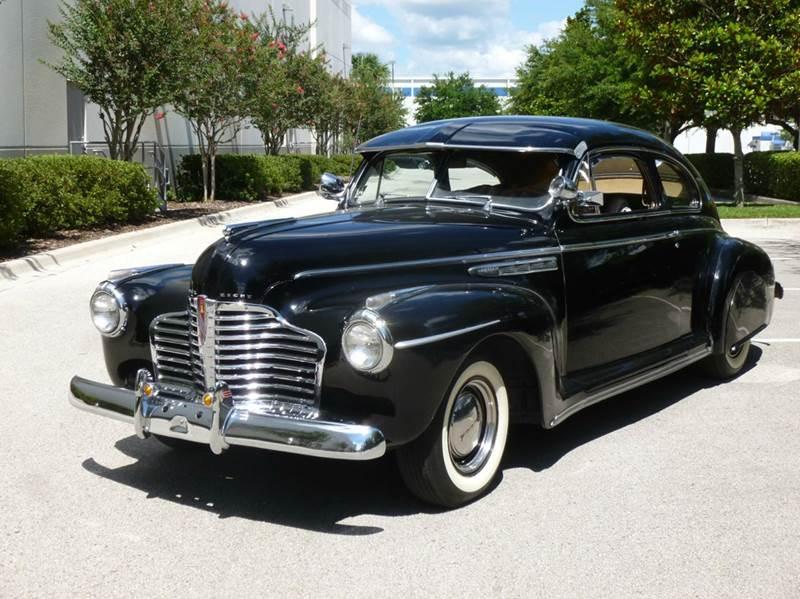 1941 Buick Series 40 Sedanette Used Buick Series 40