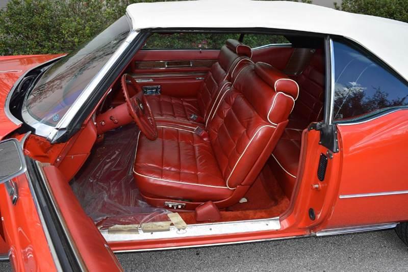 1976 Cadillac Eldorado  - Orlando FL