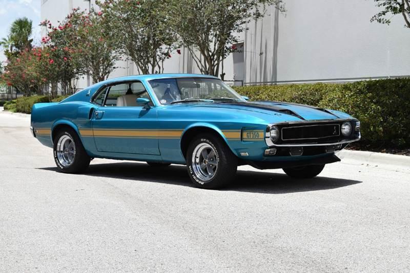 1970 Shelby GT350  - Orlando FL