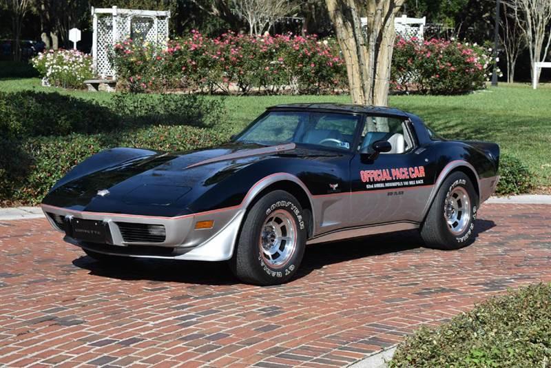 1978 Chevrolet Corvette Indy Pace Car edition - Orlando FL