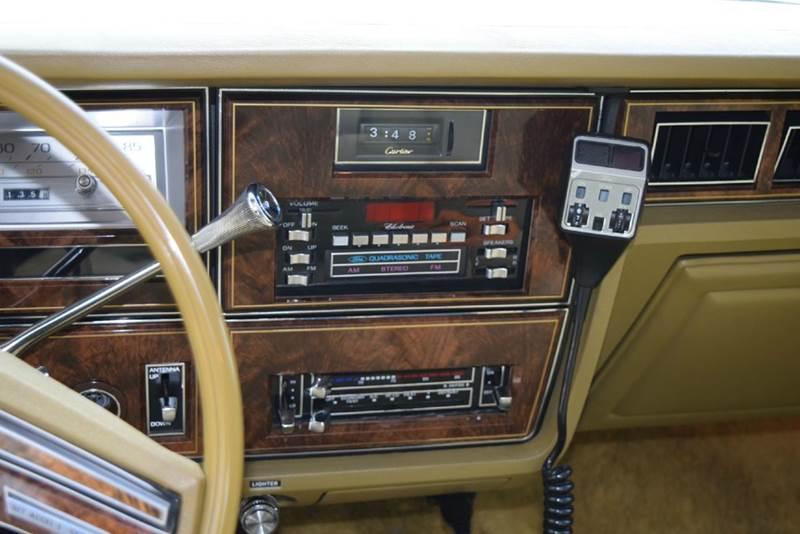 1979 Lincoln Town Car Glass top - Orlando FL
