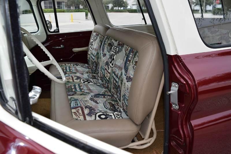 1961 Chevrolet Suburban  - Orlando FL