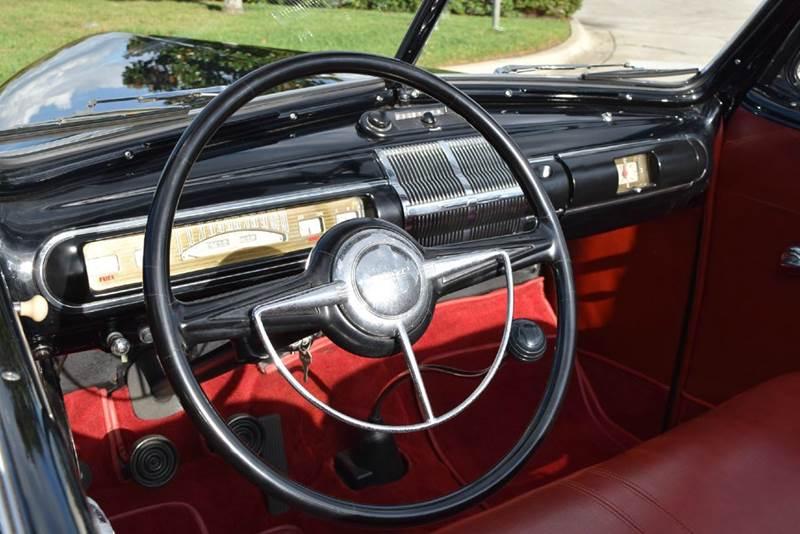 1941 Mercury Convertible  - Orlando FL