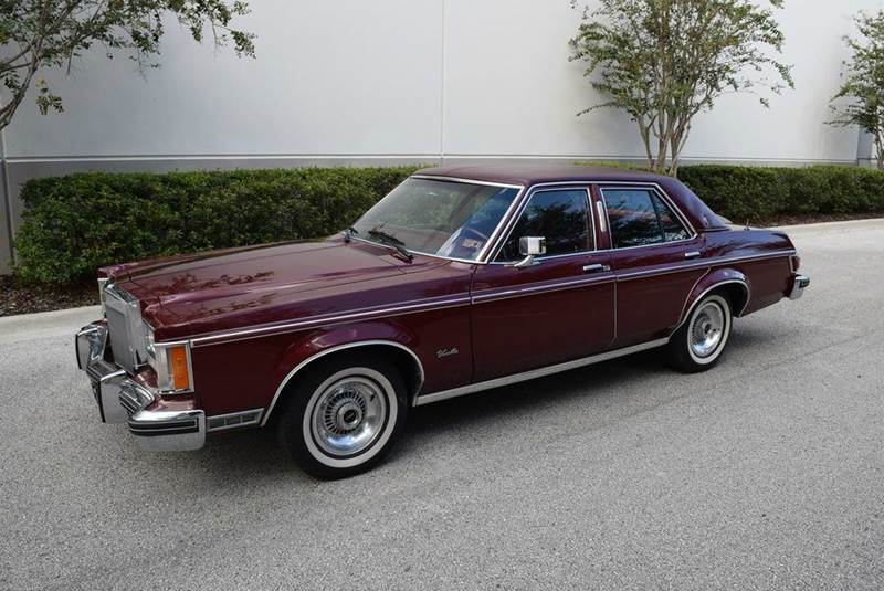 1978 Lincoln Versailles  - Orlando FL