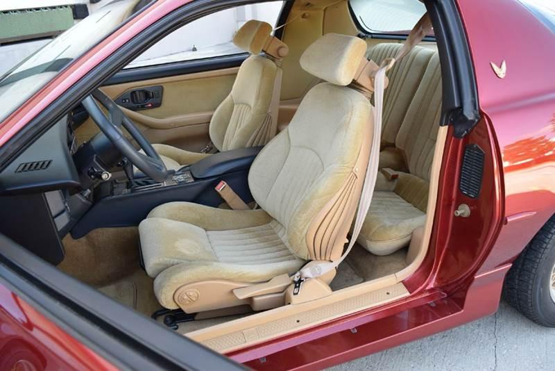 1987 Pontiac Trans Am GTA - Orlando FL