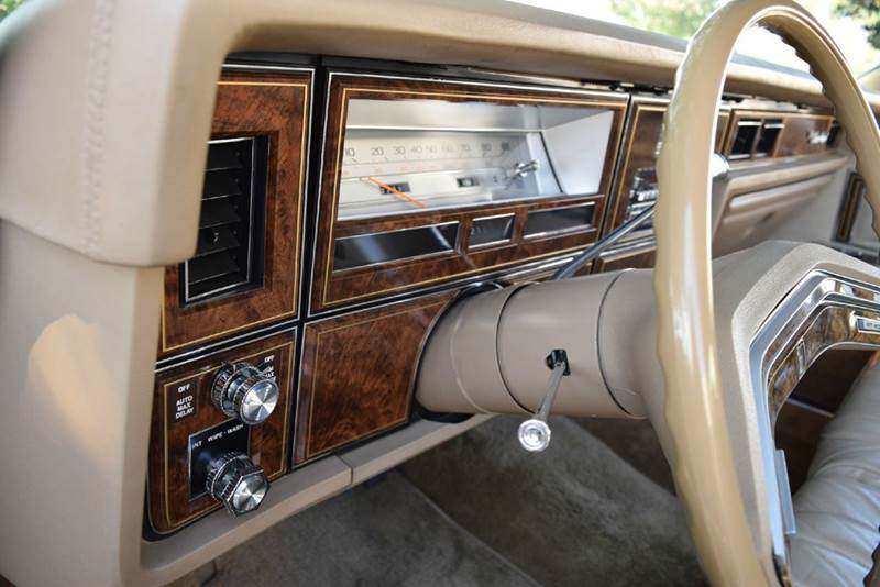 1979 Lincoln Town Coupe Town Coupe - Orlando FL
