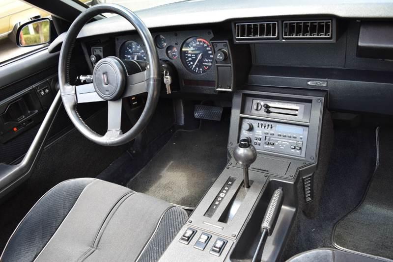 1985 Chevrolet Camaro IROC Z28 - Orlando FL
