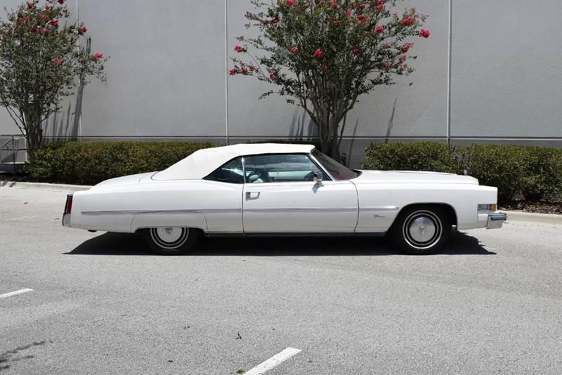 1974 Cadillac Eldorado  - Orlando FL