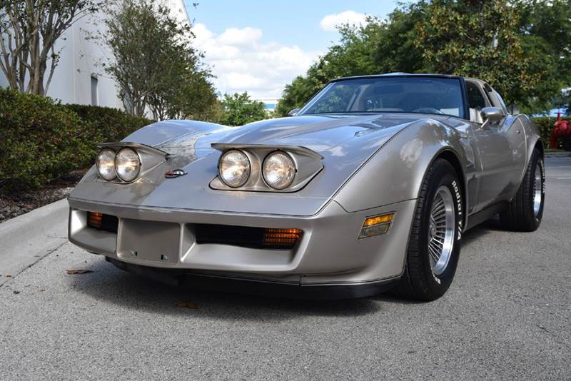 1982 Chevrolet Corvette Collector Edition 2dr Hatchback - Orlando FL