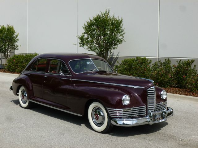 1947 Packard Super Custom Clipper