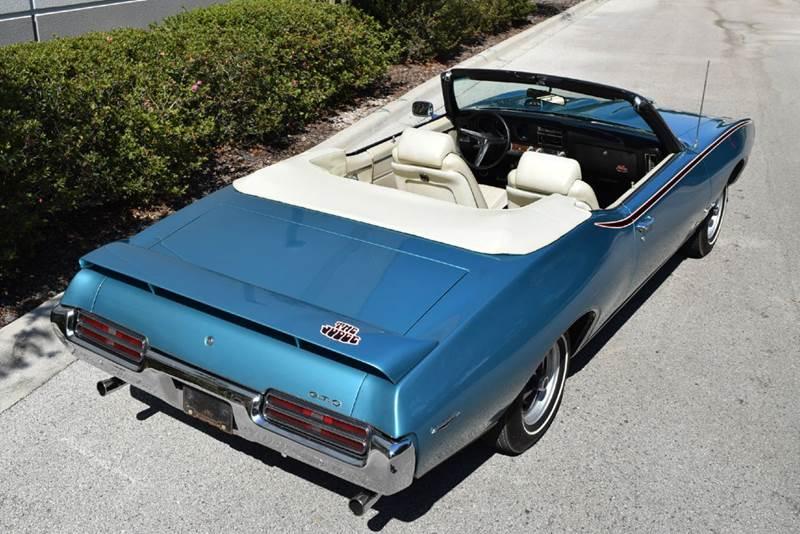 1969 Pontiac Le Mans GTO Judge Clone - Orlando FL
