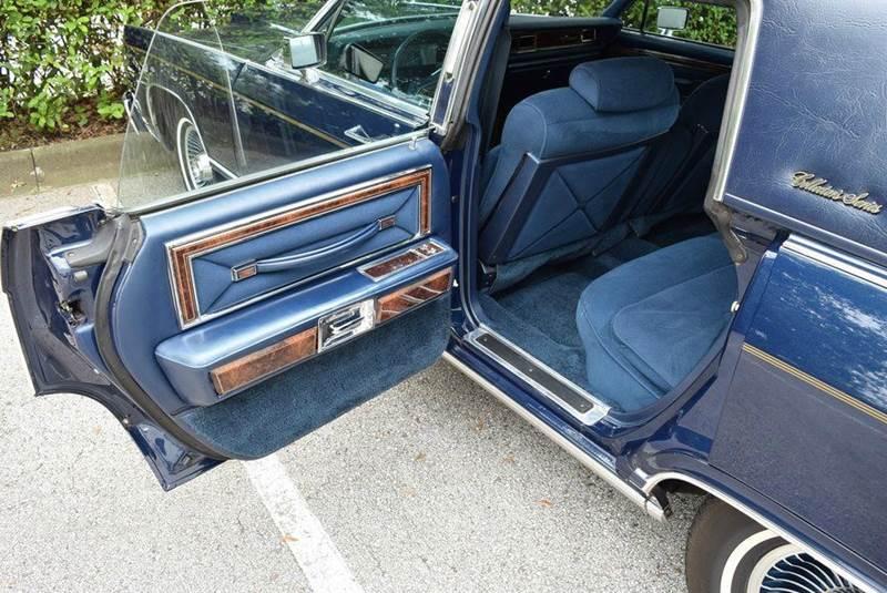 1979 Lincoln Town Car Collectors Series - Orlando FL