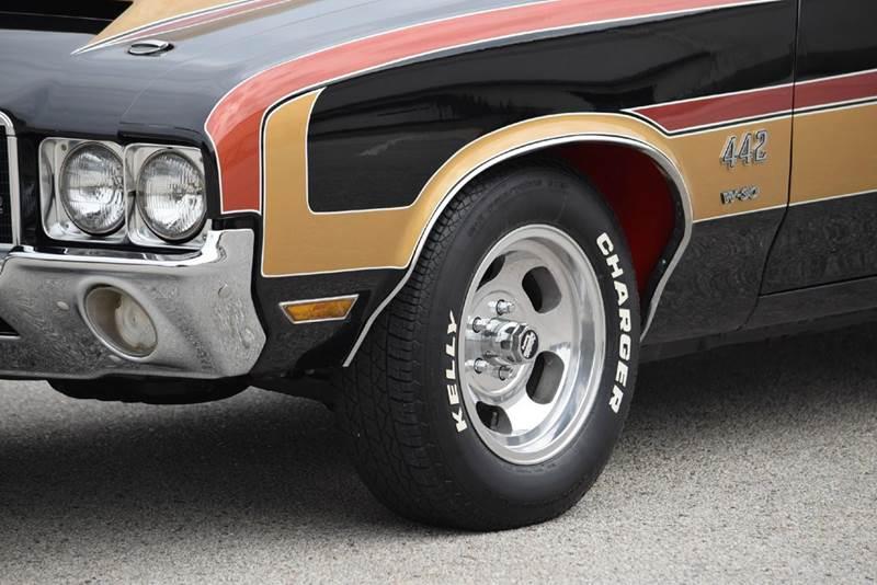 1971 Oldsmobile 442 W30 - Orlando FL
