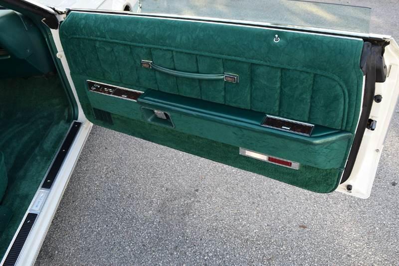 1977 Lincoln Mark V  - Orlando FL