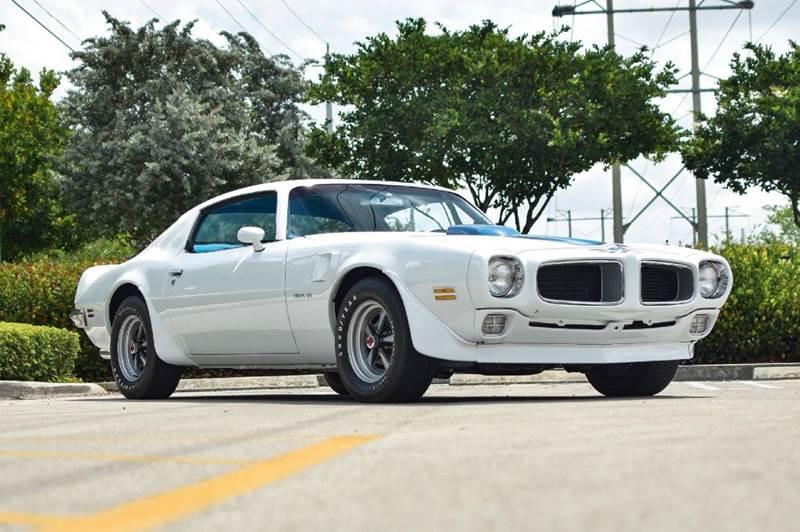 1970 Pontiac Trans Am  - Orlando FL