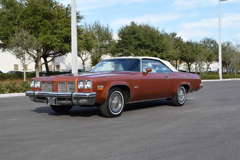 1975 Oldsmobile Delta Eighty Eight Royale Used