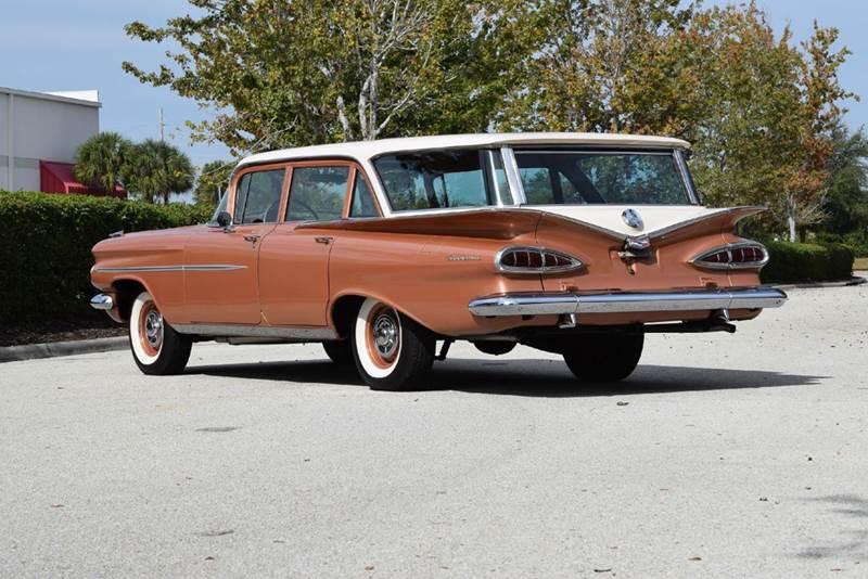 1959 Chevrolet Biscayne Brookwood - Used Chevrolet Other ...