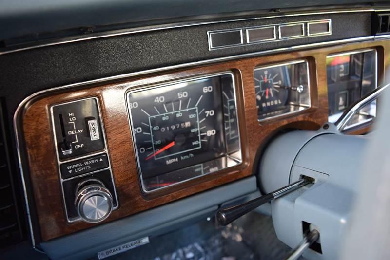 1978 Pontiac Bonneville Brougham - Orlando FL