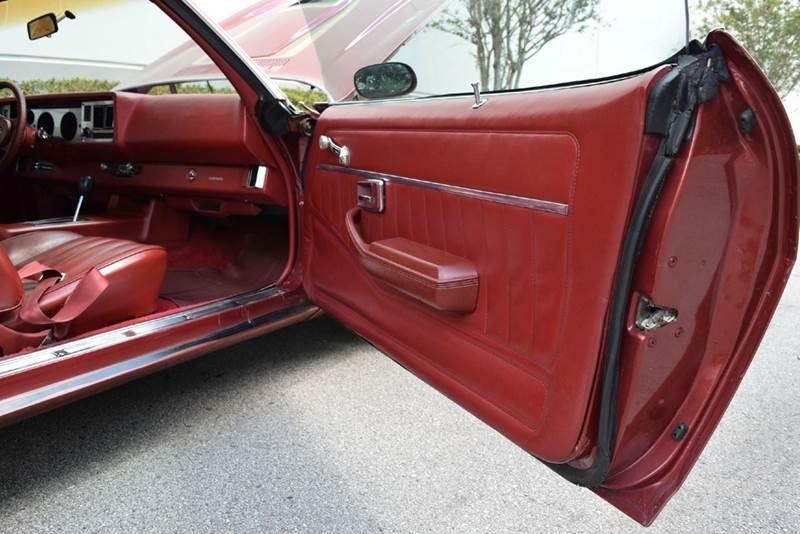 1979 Chevrolet Camaro Z28 - Orlando FL