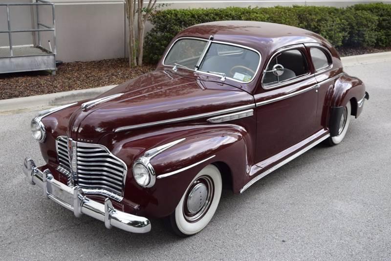 1941 Buick Series 40 Sedanette - Orlando FL
