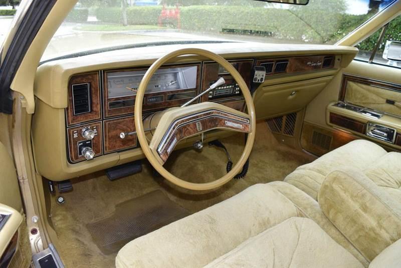 1979 Lincoln Town Car Town Coupe - Orlando FL