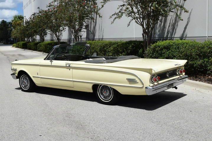1963 Mercury Comet  - Orlando FL