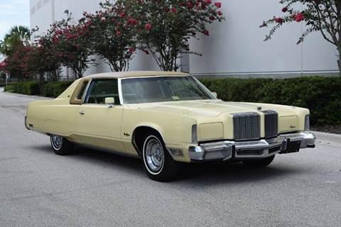 1978 Chrysler New Yorker for sale in Orlando, FL