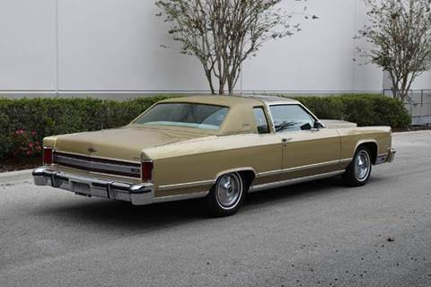 1979 Lincoln Town Car For Sale - Carsforsale.com