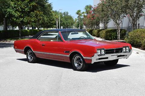 1966 Oldsmobile 442 for sale in Orlando, FL
