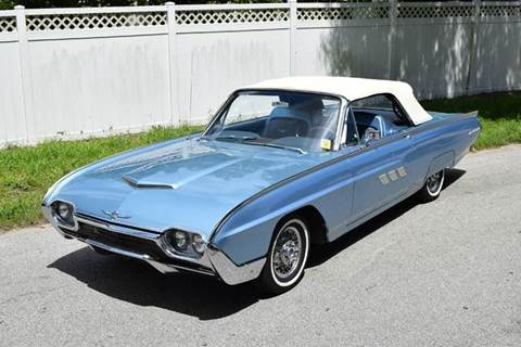 1963 Ford Thunderbird for sale in Orlando, FL