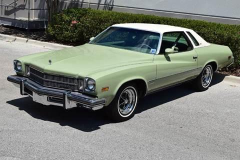 1975 Buick Century Regal